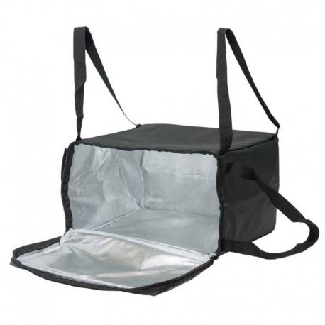 """11/"""" Refroidisseur Outil Sac Isotherme compartmet Boîte Déjeuner poches pour accessoires"""
